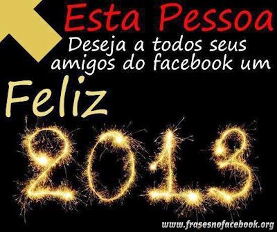 Frases de Feliz Ano novo para Facebook