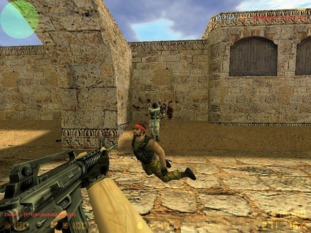 counter strike1.6+screenshots What makes a good eSports game?