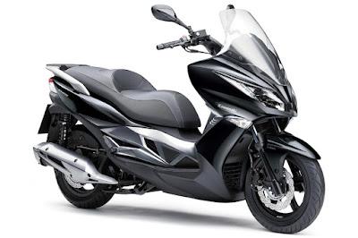 Kawasaki J125 (2016) Front Side