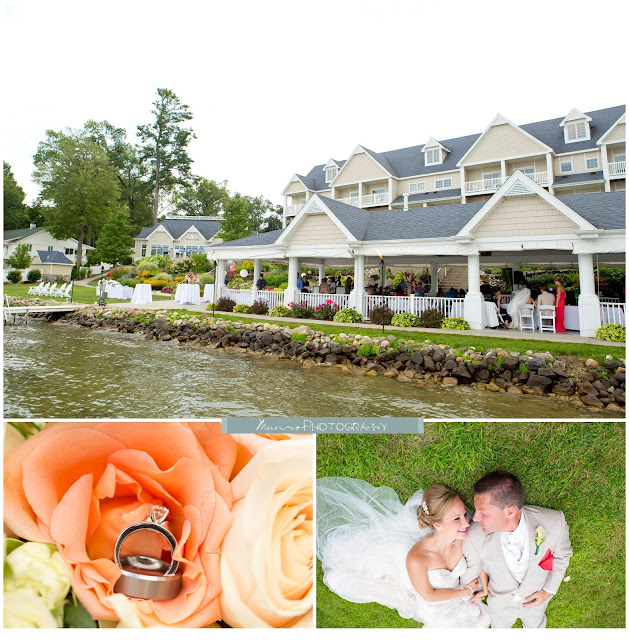 Bay Pointe Inn; Michigan Wedding; Gun Lake; Best wedding photography; Michigan Wedding Photos;