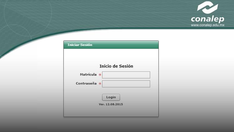 Sistema de Administración Escolar del CONALEP