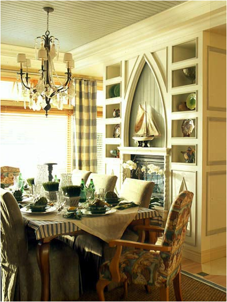 Cottage Dining Room Design Ideas Room Design Ideas