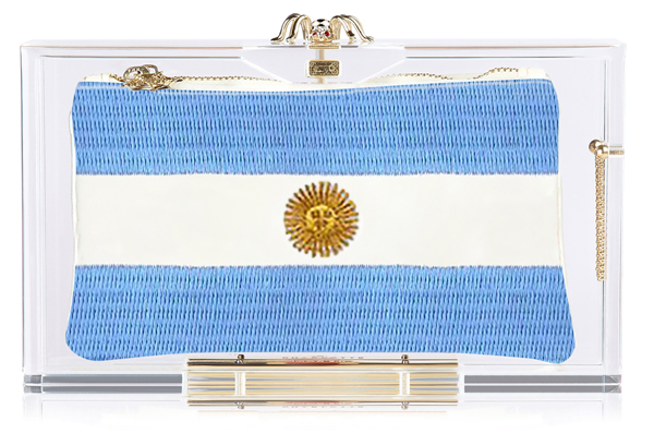 Charlotte Olympia Hat Trick Pandora box clutch Argentina