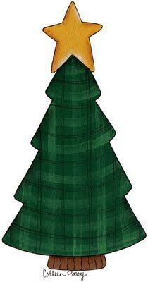 dibujos arboles navidad para imprimir - Dibujos Arboles De Navidad