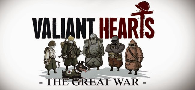 Análisis de Valiant Hearts: The Great War