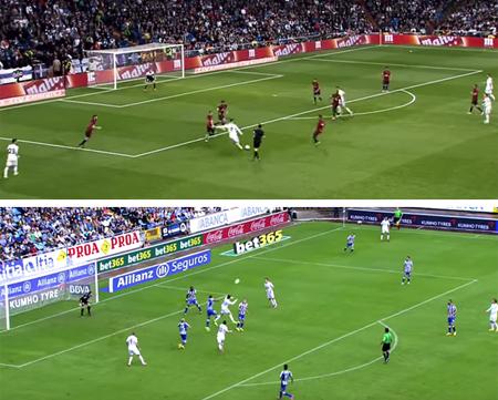 Cristiano Ronaldo máximo goleador del Real Madrid vídeo mejores goles