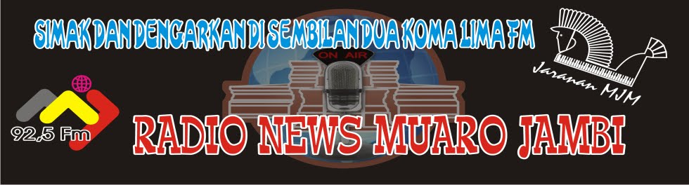 Radio Muaro Jambi News