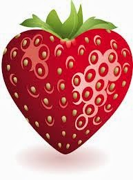 Click on the strawberry to follow me on Twitter for even more fun!