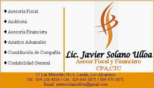 Lic.Javier Solano
