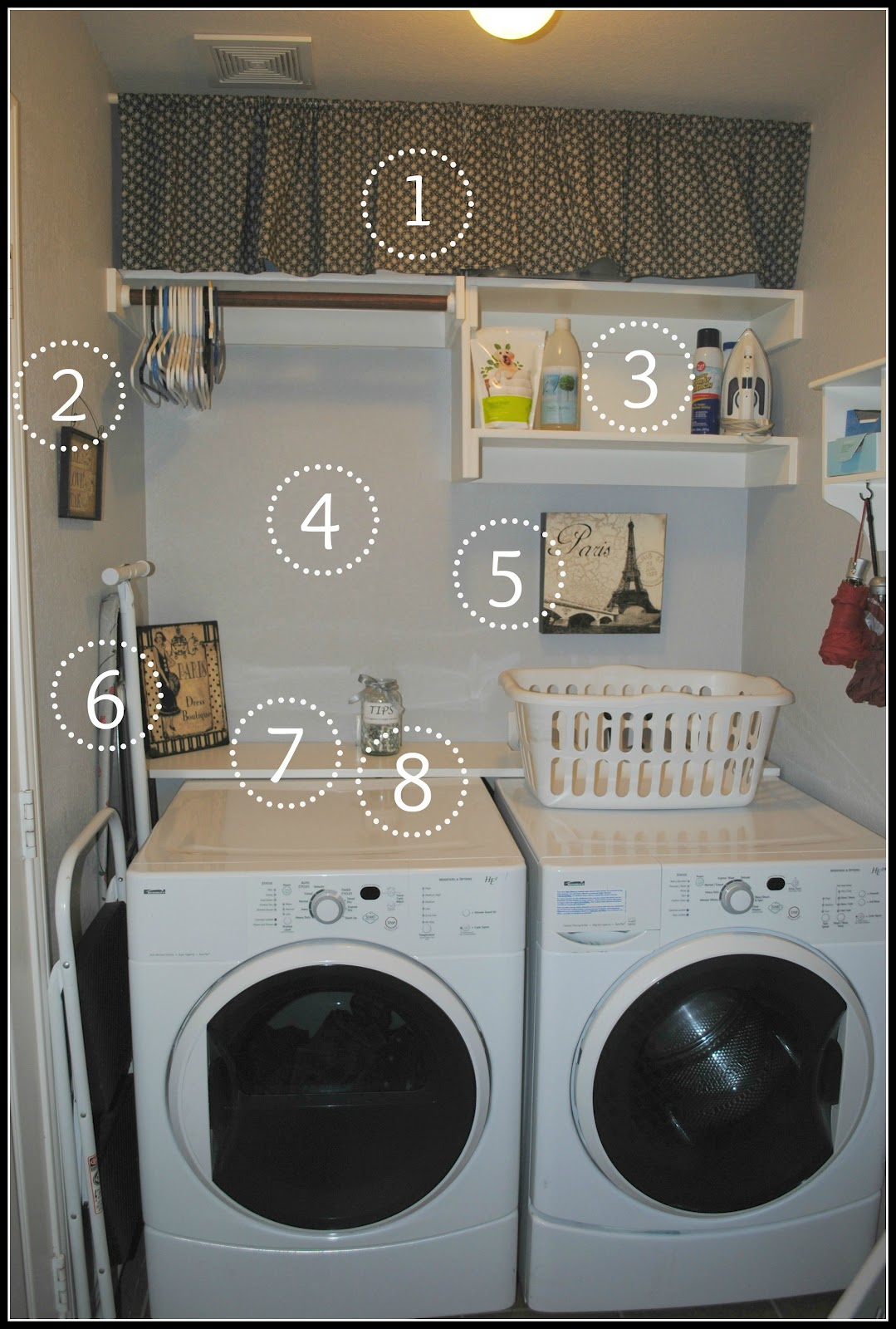 Laundry Room Makeovers | Goods Home Design 2014