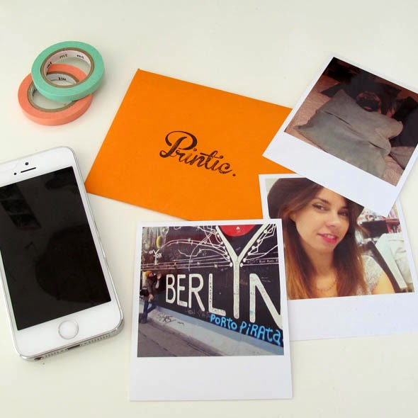 ¡Super Regalo! Imprime tus fotos de Instagram en formato Polaroid