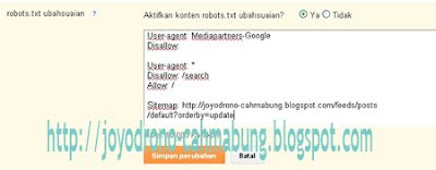 opsi baru blogger 7