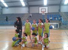 Equipo Premini-basquet