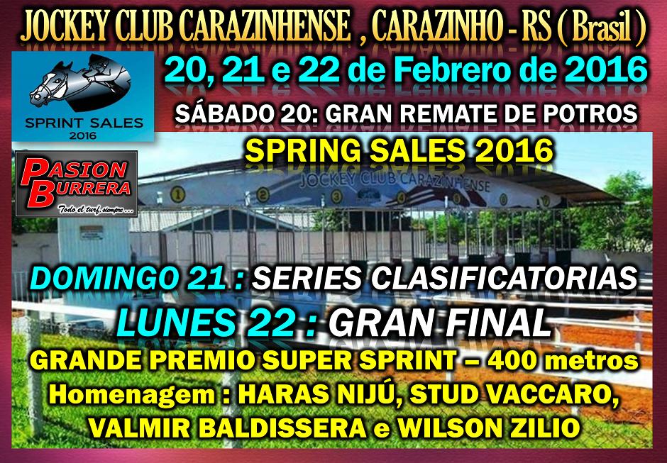 CARAZINHO - BRASIL - 21 FEBRERO