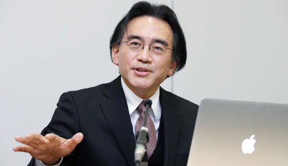 Satoru Iwata, CEO da Nitendo, morre aos 55 anos!