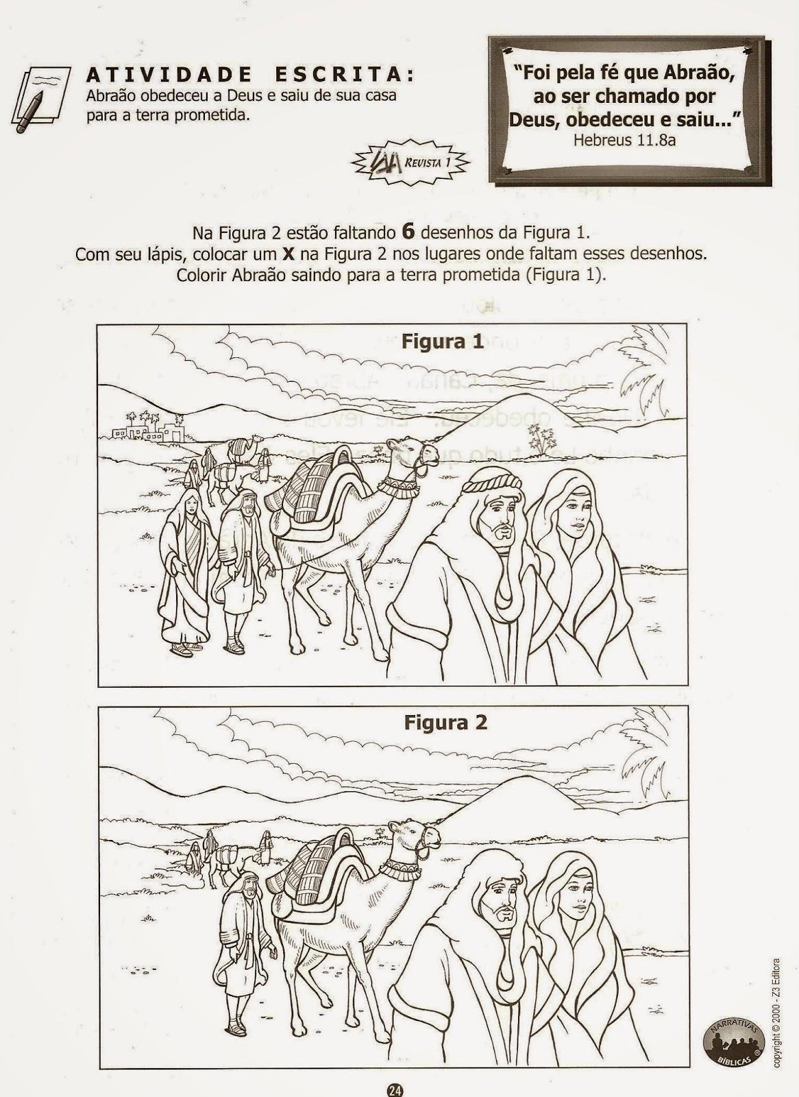 Atividade 6 erros - Abraão