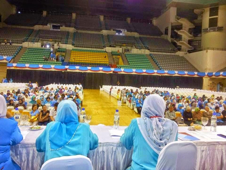 Parti Anwar Ibrahim yang dah semakin pudar dan lemah