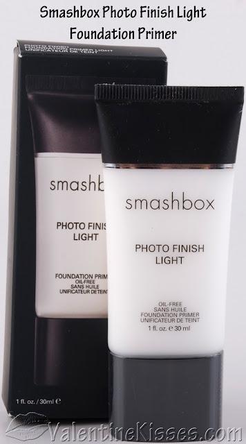 valentine kisses smashbox photo finish light foundation. Black Bedroom Furniture Sets. Home Design Ideas