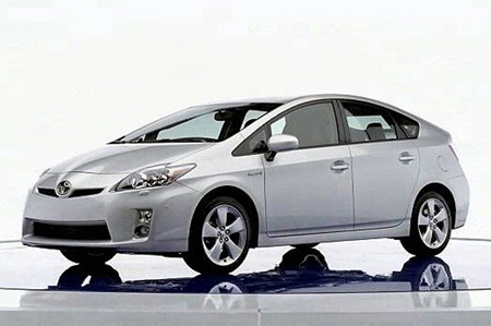 Toyota Prius Hybrid Car Review And Specification