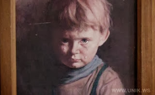 Misteri Kutukan Lukisan Crying Boy
