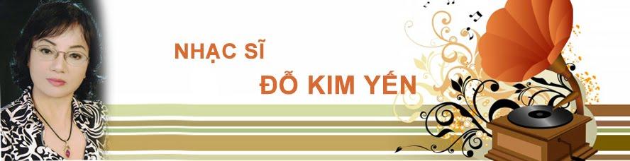 Nhạc sĩ Đỗ Kim Yến