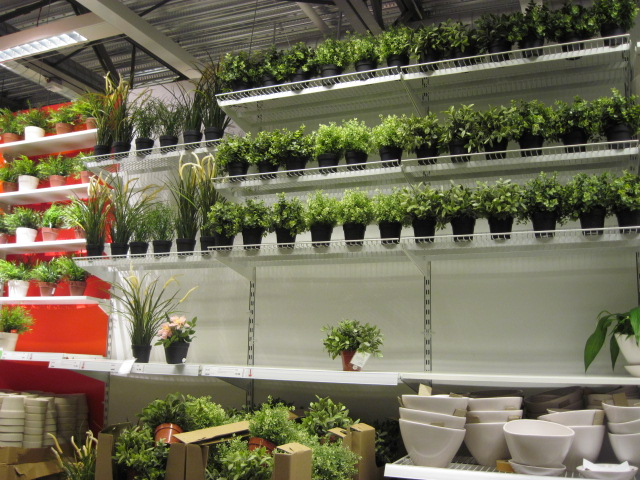 Rainy Day? Finding Garden Inspiration at IKEA