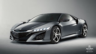 2015 Acura NSX Review