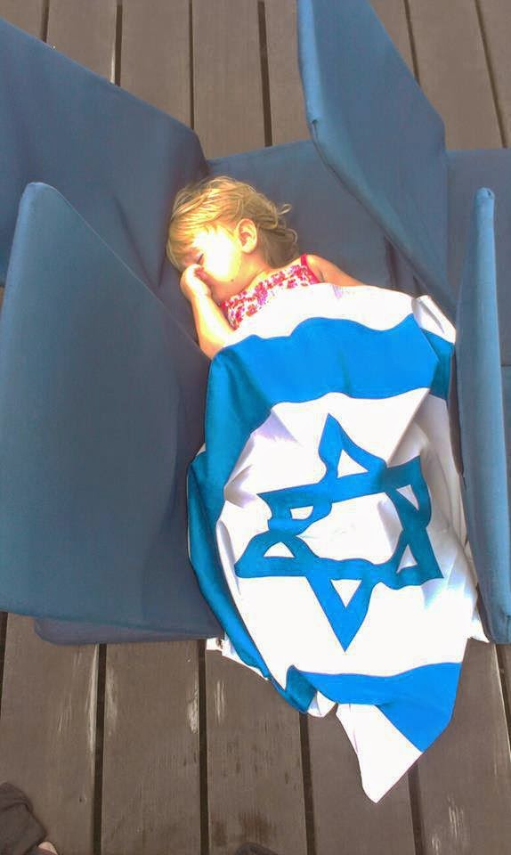 WORKING FOR A PEACEFUL FUTURE FOR ISRAEL