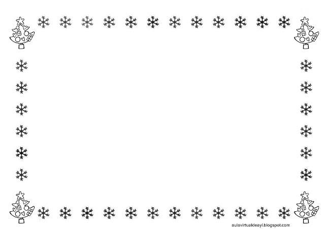 Bordes invierno - Imagui