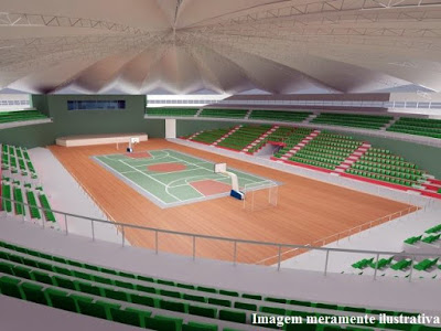 José Humberto solicita junto ao Governo Federal a construção de um Complexo Esportivo para o município de Limoeiro.