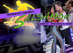 Salsamor every Thursday