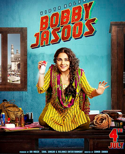 Bobby jasoos (2014) Online Watch Official Trailer