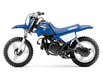 YAMAHA PICTURES 2012 PW50 2-Stroke 3