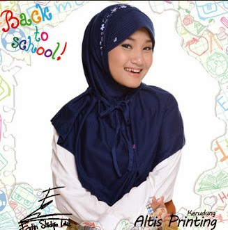 Model Jilbab Rabbani Untuk Anak Sekolah ~ Jilbab Rabbani