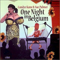 Candye Kane & Sue Palmer - One Night In Belgium