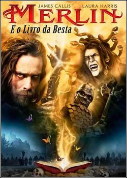 Download - Merlin e o Livro das Bestas - DVDRip RMVB Legendado