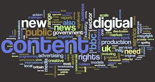 Social Marketing Content Wordle