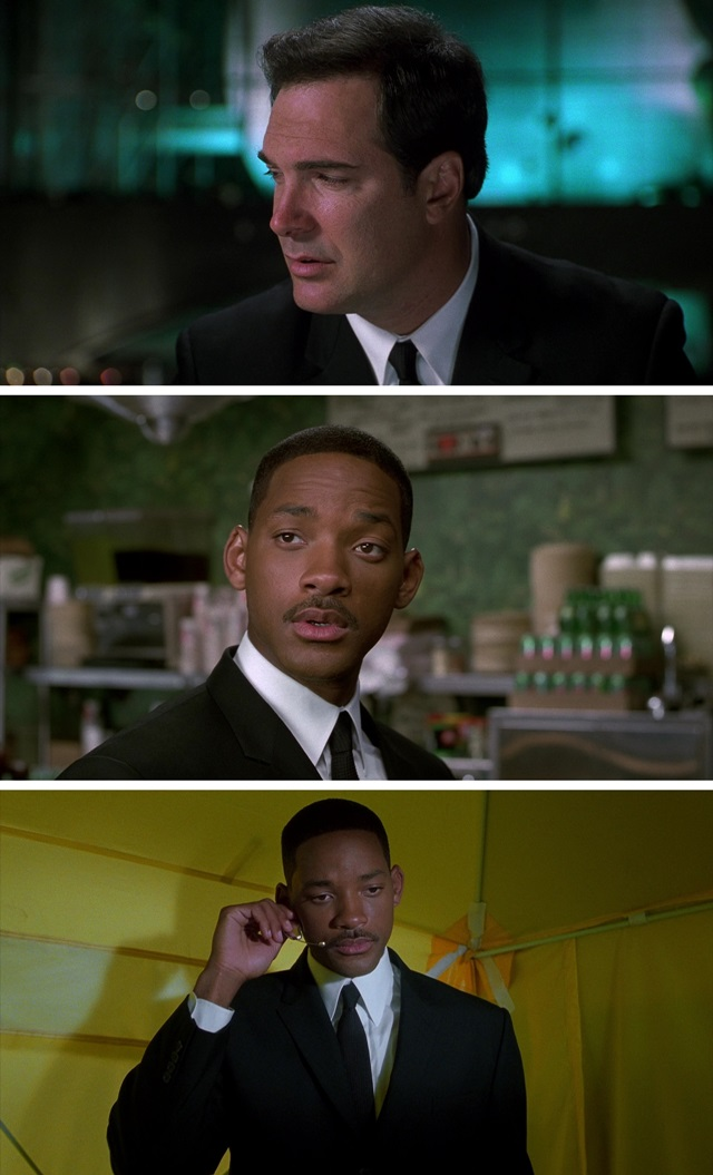 Siyah Giyen Adamlar 2 (2002) 1080p Film indir