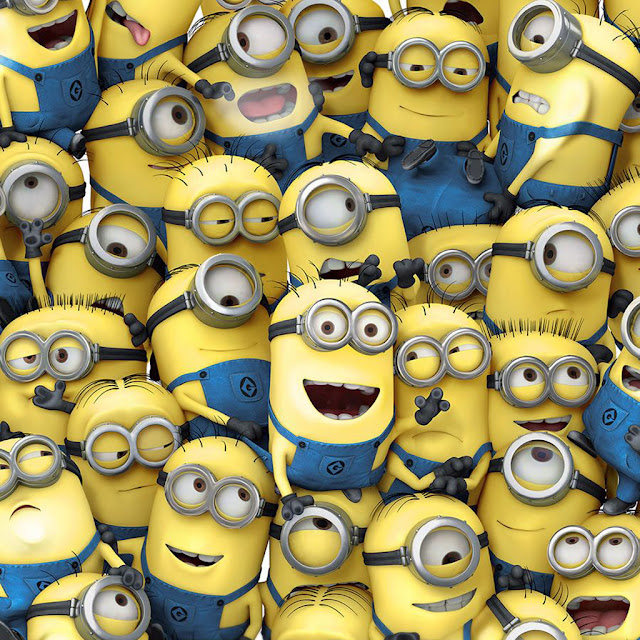 the winthrop chronicles: YOU'RE ONE IN A MINION VALENTINE