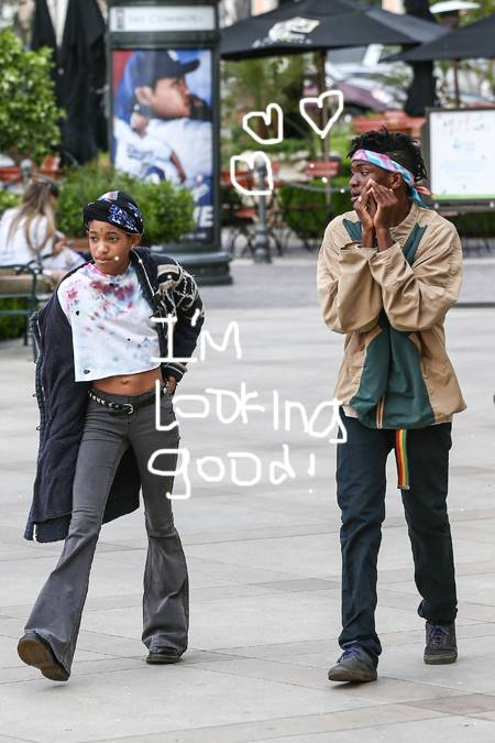 IS WILLOW SMITH DATI