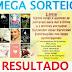Mega Sorteio: 9 Livros, 3 Ganhadores - Resultado
