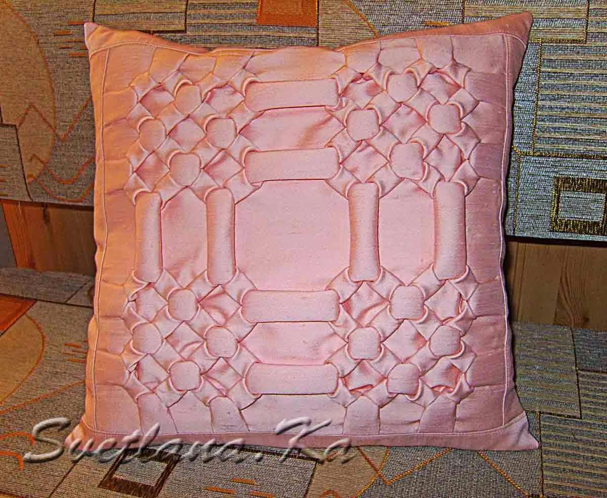 Круглые подушки буфы своими руками выкройки фото схемы