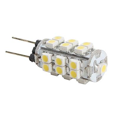 g lampadina : LAMPADINA LED 25 SMD G4 ATTACCO A SPILLO LUCE BIANCA FREDDA 6500K PER ...