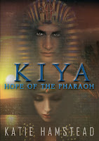 Hope of the Pharaoh Katie Hamstead