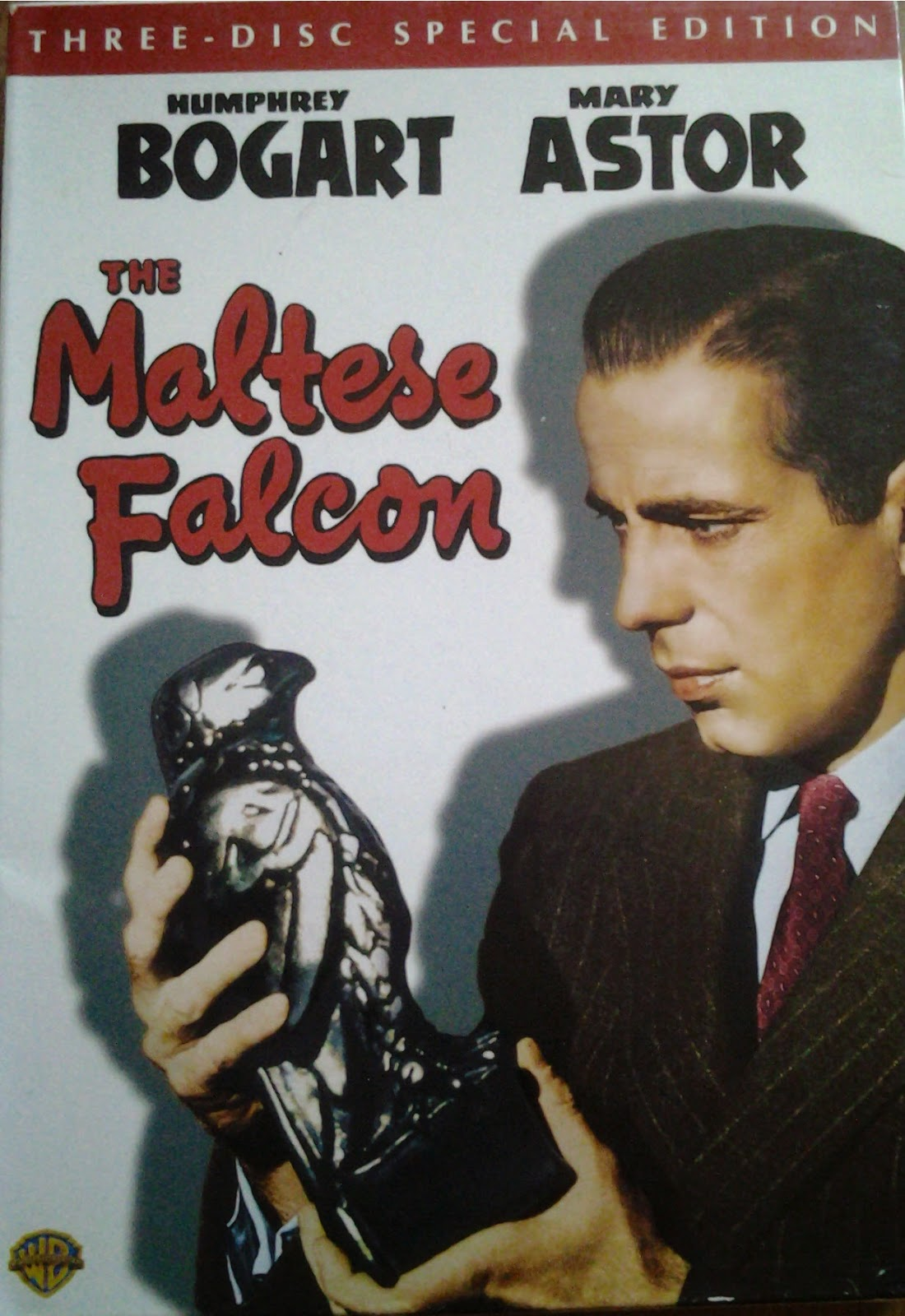 DVD Cover - Maltese Falcon