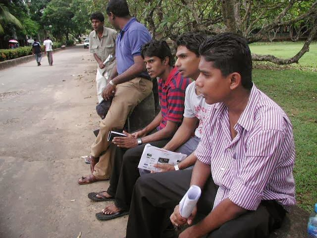 Sri Lanka University Sub Culture & Campus Life
