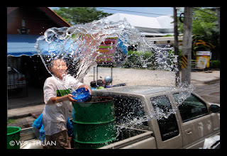 What is Songkran Festival?
