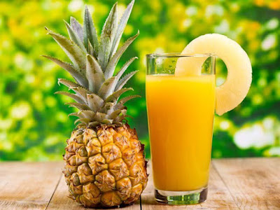 Pineapple fruit flavor to numerous benefits