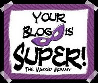 Your Blog is Super Award