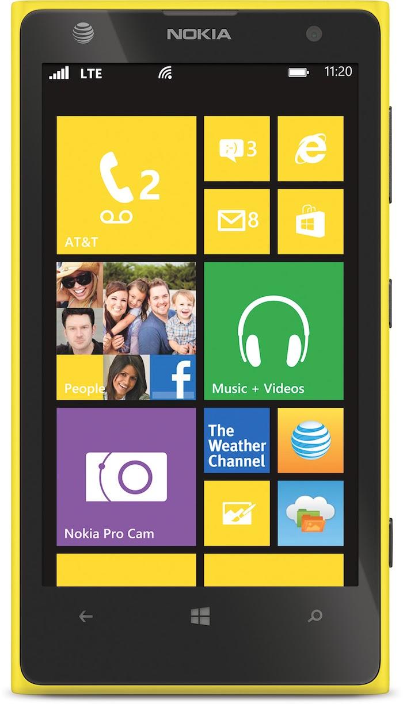 هاتف nokia lumia 1020